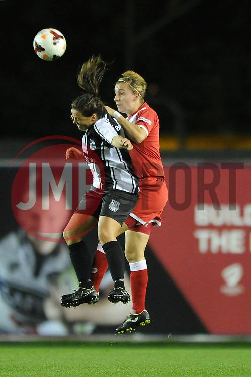 - Photo mandatory by-line: Dougie Allward/JMP - Mobile: 07966 386802 - 16/10/2014 - SPORT - Football - Bristol - Ashton Gate - Bristol Academy v Raheny United - Women's Champions League