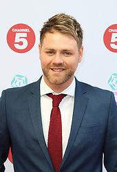 © London News Pictures. Brian McFadden, Tesco Mum of the Year Awards, The Savoy Hotel, London UK, 23 March 2014, Photo by Richard Goldschmidt/LNP
