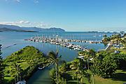 Kaneohe Bay; Oahu; Hawaii