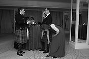 ROBERT SHIELDS; ' GAVIN DONOVAN; CATHERINE DONOVAN; , The Royal Caledonian Ball 2017, Grosvenor House, 29 April 2017