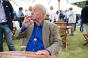 Terence Conran, The Cartier Style et Luxe Concours lunch at the Goodwood Festival of Speed. July 13, 2008  *** Local Caption *** -DO NOT ARCHIVE-© Copyright Photograph by Dafydd Jones. 248 Clapham Rd. London SW9 0PZ. Tel 0207 820 0771. www.dafjones.com.