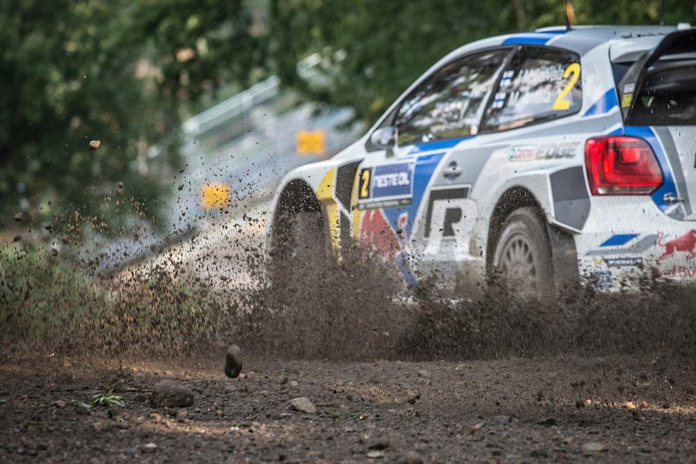 Neste Oil Rally Finland 2014