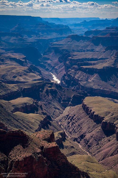 View of the Grand Canyon from Lipan Point