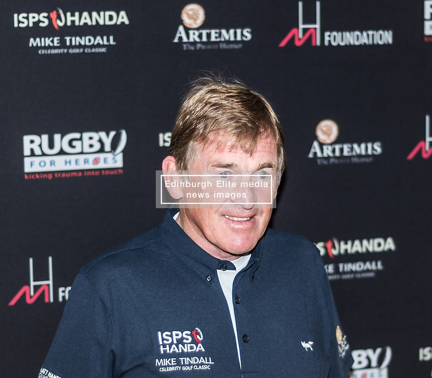 Kenny Dalglish at The ISPS HANDA Mike Tindall Celebrity Golf Classic<br /> <br /> (c) John Baguley | Edinburgh Elite media