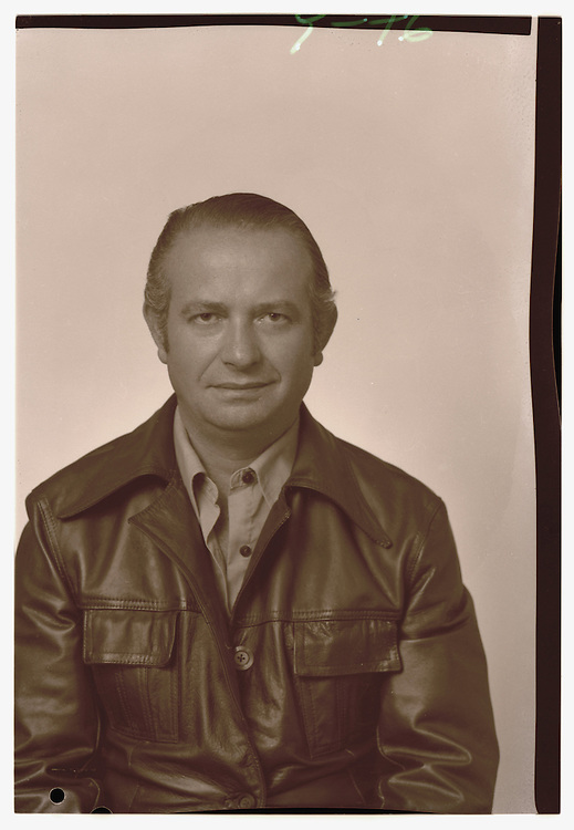 portrait of a man<br />