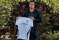 Mitch van der Vlist plays next season for VV Maarssen sat 1. He comes from the Sportlust'46 from Woerden on may 05, 2020 in Maarssen, Netherlands