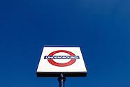 London's Underground Trains