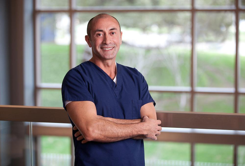 Portrait of healthcare worker