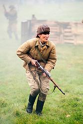 Pickering Show Ground Living History and Battle Reenactments<br /> 12 October 2013<br /> Image &copy; Paul David Drabble<br /> www.pauldaviddrabble.co.uk