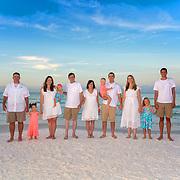 Hazen-McIntyre Family Beach Photos