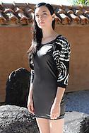 2015 TONATIUH Collection<br /> <br /> Rebecca Marine Model<br /> Tucson Botanical Gardens