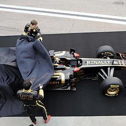 20110131: ESP, Formula 1, Valencia
