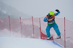 BASA Robert, Snowboarder Cross, 2015 IPC Snowboarding World Championships, La Molina, Spain