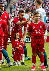 16-08-2017 NED: Europa League FC Utrecht - Zenit St. Petersburg, Utrecht<br /> Zakaria Labyad #10 of FC Utrecht