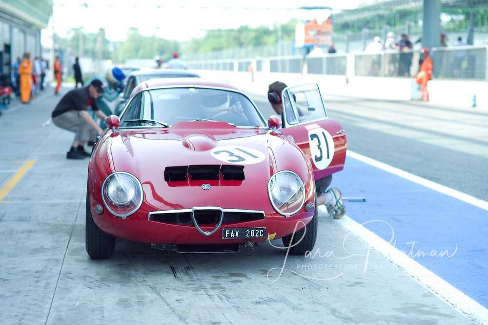 Cars and portraits at Monza Classic 2010