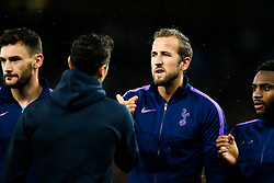 Harry Kane of Tottenham Hotspur - Rogan/JMP - 01/10/2019 - FOOTBALL - Tottenham Hotspur Stadium - London, England - Tottenham Hotspur v Bayern Munich - UEFA Champions League Group B.