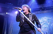 Bruce Dickinson<br /> Iron Maiden<br /> San Manuel Amphitheater<br /> San Bernardino, CA<br /> 9/13/13