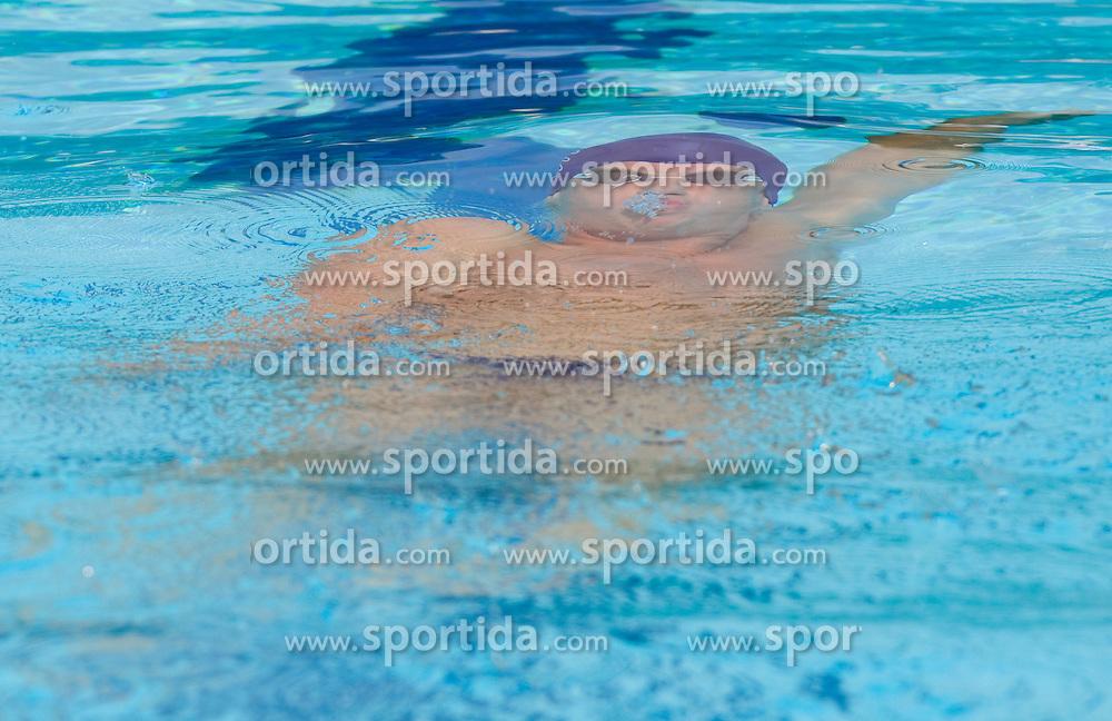 Blaz Korosec of Ljubljana during 10th International Swimming Competition Veronika 2011, on July 16, 2011, in Pod skalco pool, Kamnik, Slovenia. (Photo by Vid Ponikvar / Sportida)