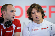 October 8, 2015: Russian GP 2015: Roberto Merhi (SPA) Manor Marussia F1 Team
