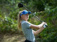 NUNSPEET  -  Eva Nijenhuis (jong-oranje) , speler NGF Nationale selectie golf Nationale team,   COPYRIGHT KOEN SUYK