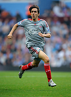 Yossi Benayoun<br /> Liverpool 2008/09<br /> Aston Villa V Liverpool (0-0) 31/08/08<br /> The Barclays Premier League<br /> Photo Robin Parker Fotosports International