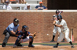 Oregon State Beavers OF Scotty Berke (6).  The Oregon State Beavers defeated the Virginia Cavaliers 7-3 in Game 7 of the NCAA World Series Charlottesville Regional held at Davenport Field in Charlottesville, VA on June 5, 2007.  With the win, the Beavers advance to the NCAA Super Regional.