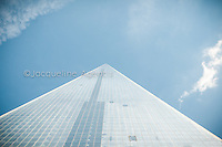 Freedom Tower from a different perspective by Jacqueline Agentis. Limited Edition 2 of 25.
