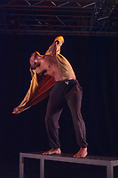 iBali - performed at Richmix, part of the launch of Mbulelo Ndabeni's N'da Dance Company. Set in a re-imagined place and time, this love story is an interdisciplinary collaboration exploring themes around an idea of the African Queen, utilises aspects of traditional Southern African dance, Flamenco and contemporary dance.<br /> <br /> Performers: Mbulelo Ndabeni and Yinka Esi Graves