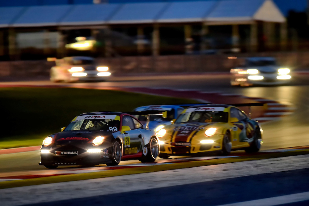 18-19 September 2014, Austin, Texas USA <br /> 99, Patrick-Otto Madsen, Gold, 2012 Porsche, 01, Jeff Mosing, Gold, M, 2010 Porsche<br /> &copy;2014, Scott R LePage <br /> LAT Photo USA