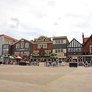 Salisbury Market Square - Salisbury, UK