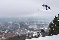 22.02.2019, Bergiselschanze, Innsbruck, AUT, FIS Weltmeisterschaften Ski Nordisch, Seefeld 2019, Skisprung, Herren, im Bild Kamil Stoch (POL) // Kamil Stoch of Poland during the men's Skijumping of FIS Nordic Ski World Championships 2019. Bergiselschanze in Innsbruck, Austria on 2019/02/22. EXPA Pictures © 2019, PhotoCredit: EXPA/ JFK
