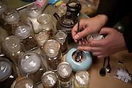 201201 Japan, Incense production