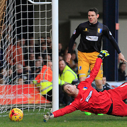 Luton Town v Mansfield Town   League One   29 November 2014