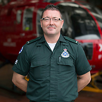 SCAA Paramedics Training Course...15.09.14<br /> Craig McDonald<br /> Picture by Graeme Hart.<br /> Copyright Perthshire Picture Agency<br /> Tel: 01738 623350  Mobile: 07990 594431