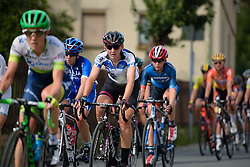 Lisa Brennauer (CANYON//SRAM Racing) at Thüringen Rundfarht 2016 - Stage 5 a 99km road race starting and finishing in Greiz, Germany on 19th July 2016.