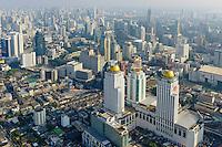 Thailande, Bangkok, quartier de Siam Square // Thailand, Bangkok, Siam Square area