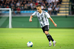 Tomi Horvat of NS Mura during Football match between NS Mura (SLO) and Maccabi Haifa (IZR) in First qualifying round of UEFA Europa League 2019/20, on July 18, 2019, in Stadium Fazanerija, Murska Sobota, Slovenia. Photo by Blaž Weindorfer / Sportida
