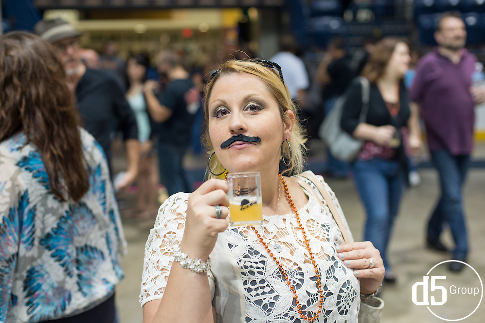 Highlights from the Youngstown Beerfest at the Covelli Center. Photographs by DeShawn Scott