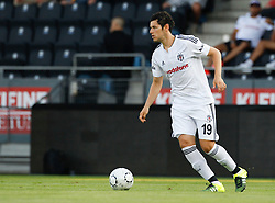 22.07.2015, UPC Arena, Graz, AUT, Testspiel, SK Sturm Graz vs Besiktas Istanbul, Testspiel, im Bild Pedro Franco (Besiktas Istanbul) // during a international friendly football match between SK Sturm Graz and Besiktas Istanbul at the UPC Arena, Graz, Austria on 2015/07/22, EXPA Pictures © 2015, PhotoCredit: EXPA/ Erwin Scheriau