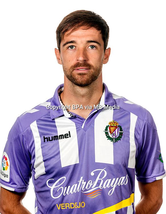 Spain - La Liga B 123 _ 2016-2017 / <br /> ( Real Valladolid C.F.) - <br /> Miguel Alfonso Herrero Javaloyas &quot; Michel Herrero &quot;