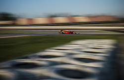 February 27, 2017 - DANIEL RICCIARDO (AUS) drives on the track during day 1 of Formula One testing at Circuit de Catalunya, Spain (Credit Image: © Matthias Oesterle via ZUMA Wire)