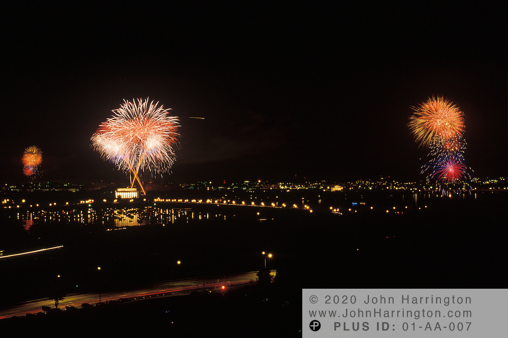 Fourth of July Fireworks, Washington DC