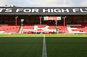 Griffin Park during the Sky Bet Championship match between Brentford and Nottingham Forest at Griffin Park, London, England on 21 November 2015. Photo by Matthew Redman.