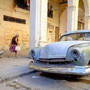 street scenes Havana Cuba