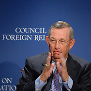 Council on Foreign Relatons. Lee Raymond.Retired Chairman and CEO Exxon Mobil Corporation.Chair, National Petroleum Council.John Deutch, Professor MIT