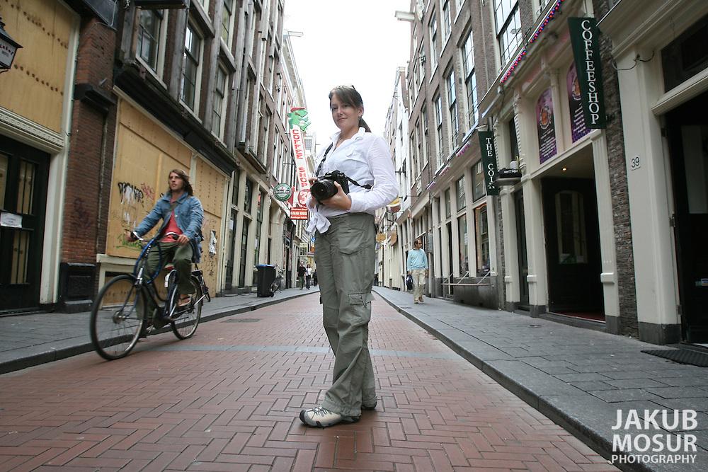 September 8, 2006 - Amsterdam, Netharlands.(Photo by Jakub Mosur)