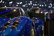 Geneva Motorshow 2013 - Pagani Zonda detail