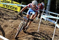 Urban Ferencak na dirki svetovnega pokala v Val di Sole (Photo by Grega Stopar / Sportida.com)