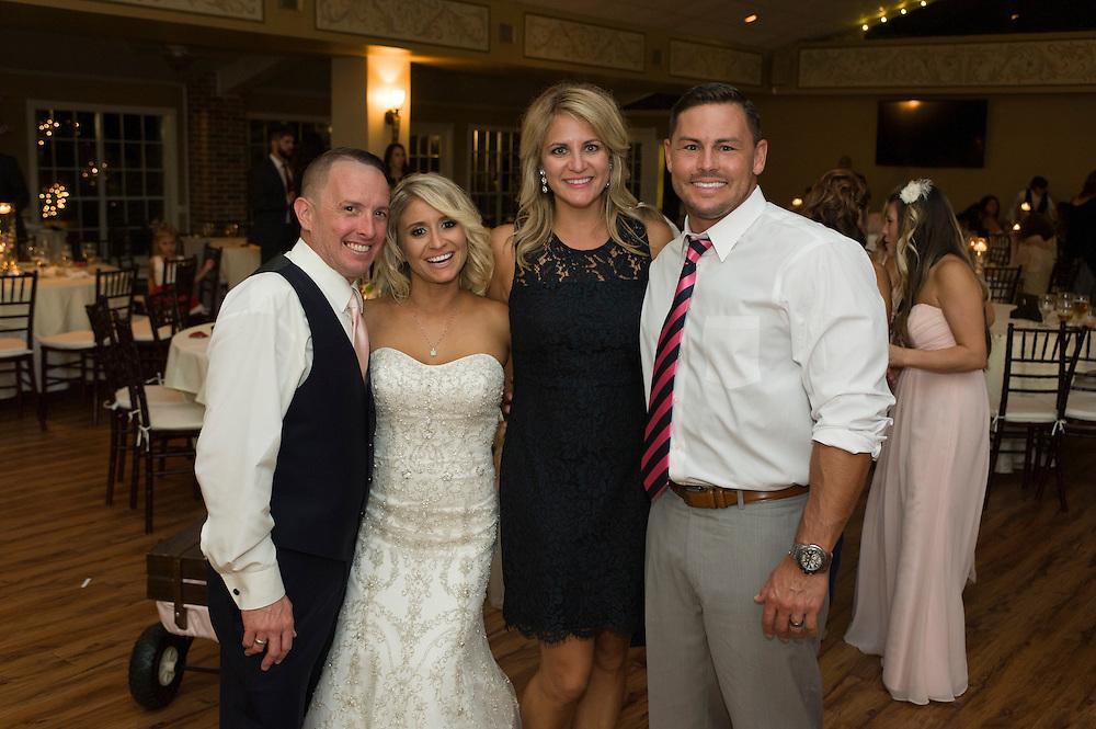 Tiffany Maestas and Kurt Gilpin wed on October 7, 2016.