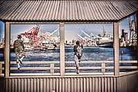 SEPTEMBER 13th:  Fishermen's Stance